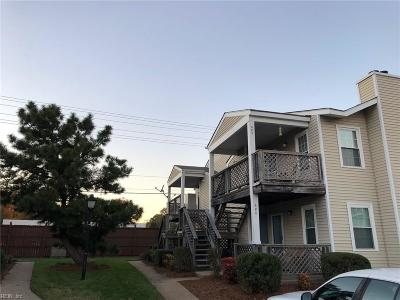Virginia Beach VA Single Family Home New Listing: $94,000