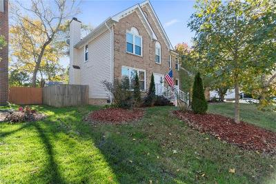 Virginia Beach Single Family Home For Sale: 1740 Grey Friars Chse