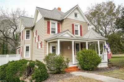 Single Family Home For Sale: 35558 Belle Haven Rd