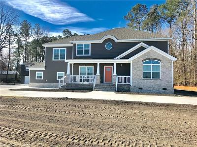 Single Family Home For Sale: 3149 Indian River Rd
