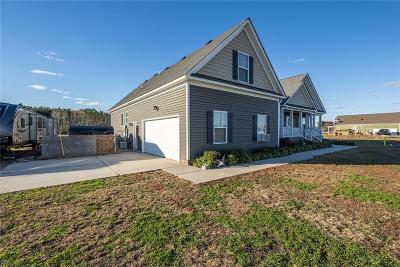 Chesapeake Single Family Home For Sale: 2401 Sanderson Rd
