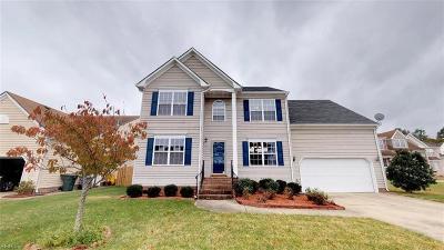 Hampton Single Family Home For Sale: 9 Pelican Shores Dr