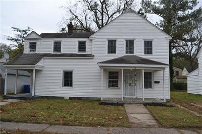 Portsmouth Multi Family Home For Sale: 6 Decatur St