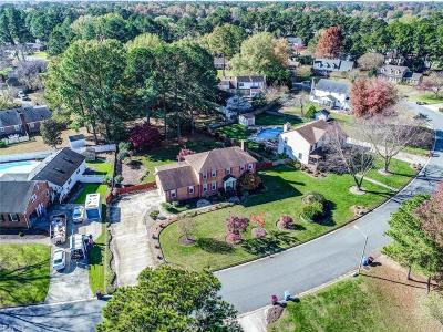 Single Family Home For Sale: 2024 Ames Cir N
