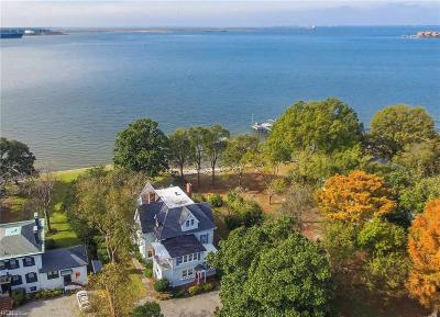 Norfolk Single Family Home For Sale: 5220 Edgewater Dr