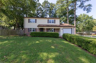Single Family Home For Sale: 1901 Walden Ct