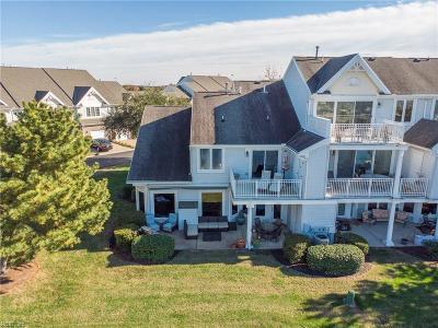 Norfolk Single Family Home For Sale: 9491 Mooring Dr