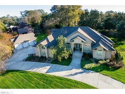 Virginia Beach Single Family Home For Sale: 1821 Eden Way