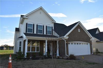 Chesapeake Single Family Home For Sale: 1039 Whitburn Ter #389