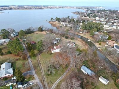 Hampton Residential For Sale: 300 N Keith Rd