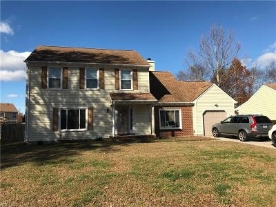 Single Family Home Under Contract: 428 Fleming Cir