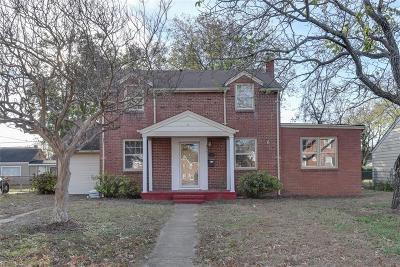 Newport News Single Family Home For Sale: 316 72nd St