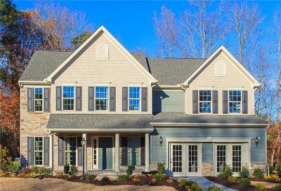Suffolk Single Family Home For Sale: Mm Palermo At Patriot's Walke