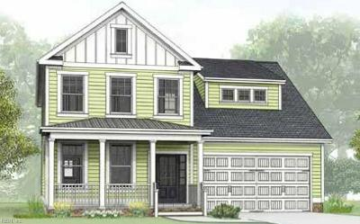 Suffolk Single Family Home Under Contract: 213 Reservoir Ln