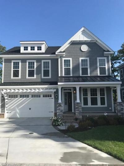 Virginia Beach Single Family Home Under Contract: 2244 Bettys Way