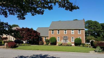 Virginia Beach Single Family Home For Sale: 2156 Lords Lndg