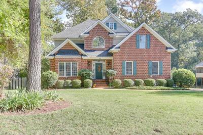 Newport News Single Family Home For Sale: 22 Horse Pen Rd
