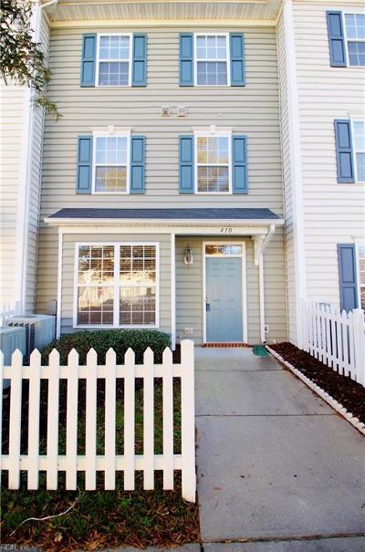 Suffolk Single Family Home For Sale: 410 Teton Cir #159