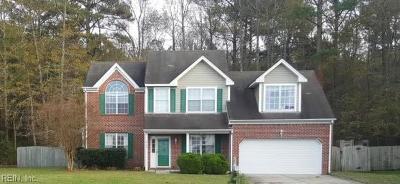 Single Family Home For Sale: 2150 Kingsley Ln