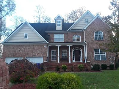 Suffolk Single Family Home For Sale: 1024 Windward Ln