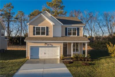 Virginia Beach Single Family Home For Sale: 1341 Reedtown Rd