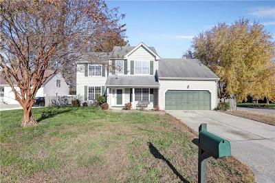 Single Family Home Under Contract: 412 Montross Ct
