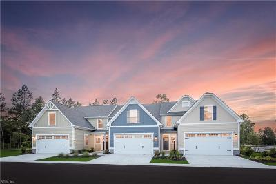 Single Family Home For Sale: Mm Calvert At Bryan's Cove