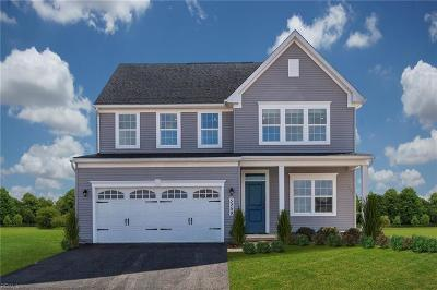 Newport News Single Family Home For Sale: 123 Willet Way