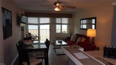 Virginia Beach Single Family Home For Sale: 303 Atlantic Ave #202