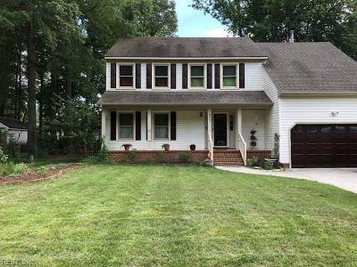 Single Family Home For Sale: 4821 Phoenix Dr