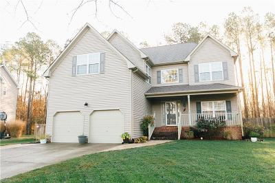 Virginia Beach Single Family Home For Sale: 2240 Welsh Dr