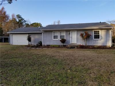 Single Family Home For Sale: 1317 Mill Landing Rd