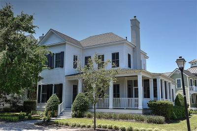 Norfolk Single Family Home New Listing: 9651 26th Bay St