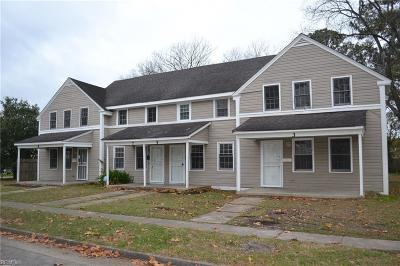 Portsmouth Multi Family Home Under Contract: 9 Decatur St