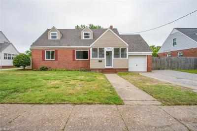 Single Family Home New Listing: 6245 Tidewater Dr