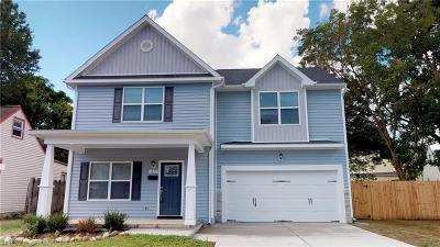 Single Family Home For Sale: 4725 Charlton Dr