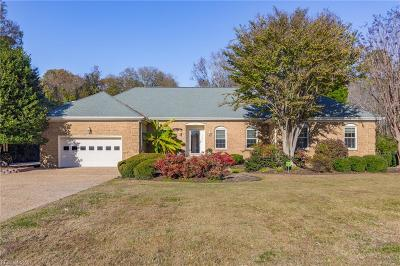 Virginia Beach Single Family Home For Sale: 1752 Indian River Rd
