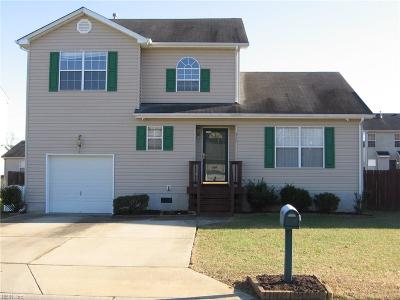 Suffolk Single Family Home New Listing: 810 Resource Dr
