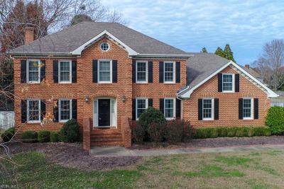 Virginia Beach Single Family Home For Sale: 2680 River Rd