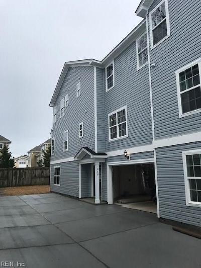 Virginia Beach Single Family Home For Sale: 912 13th St