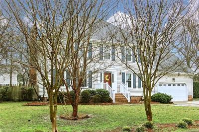Single Family Home For Sale: 1438 Plantation Lakes Cir