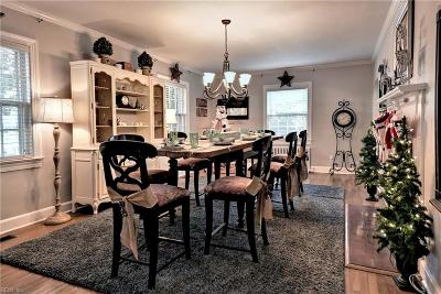 Newport News Single Family Home New Listing: 29 Westover Rd