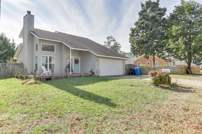 Virginia Beach Single Family Home For Sale: 524 Maryland Ave