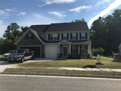 Suffolk Single Family Home Under Contract: 309 Declaration Ln