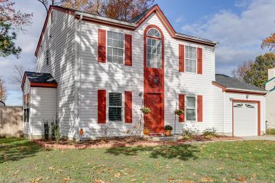 Hampton Single Family Home New Listing: 40 George Ct