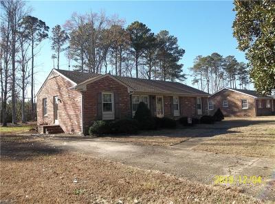 Franklin Single Family Home For Sale: 33263 Edgehill Dr