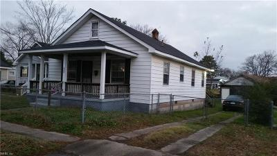 Suffolk Single Family Home New Listing: 304 Brook Ave