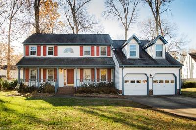 Single Family Home Under Contract: 1909 Shady Cove Ct