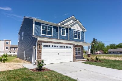 Single Family Home For Sale: Mm Firefly (Elmhurst) Ct
