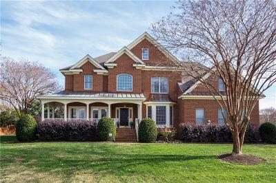 Virginia Beach Single Family Home New Listing: 1716 Timber Ridge Ct